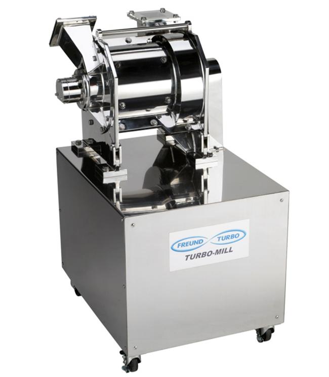 机械式干式微粉涡轮研磨机日本友谊Freund Turbo-MILL